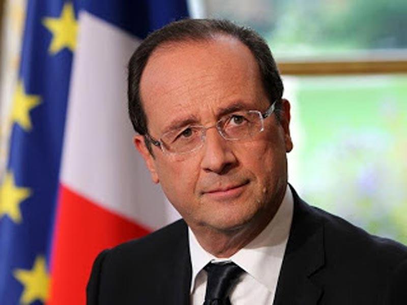 François Hollande au Forum Mondial Convergences 2015