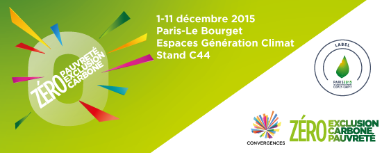 Convergences à la COP21 !