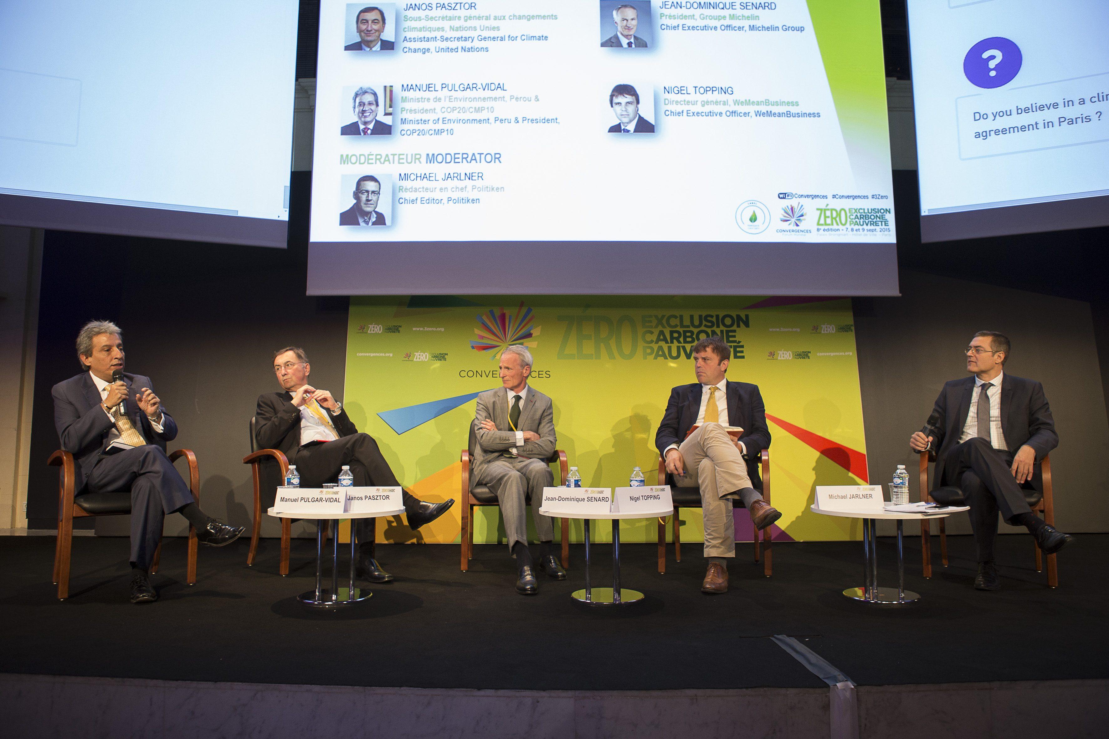 L'Agenda des solutions : des alliances pour le climat