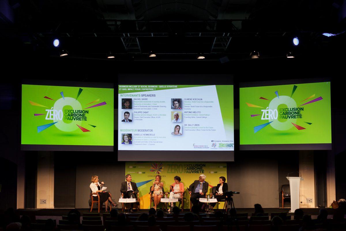 Business inclusif et social business : quelle stratégie et quel impact pour l'entreprise ?