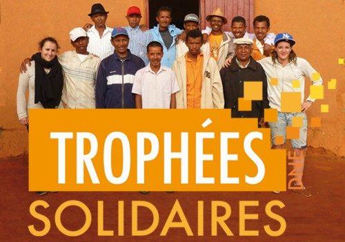 Lancement des Trophées Solidaires Etudiants