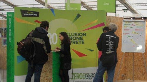 La COP21 vue des Espaces générations climat