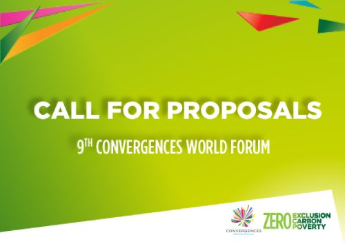 Convergences call for contributions: come and join the 3Zero movement!