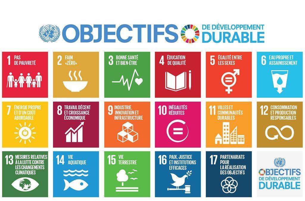 Participez à notre étude sur les Objectifs de développement durable