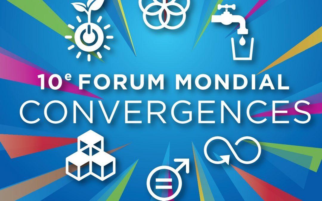 [Dossier de presse] Forum Mondial Convergences 2017