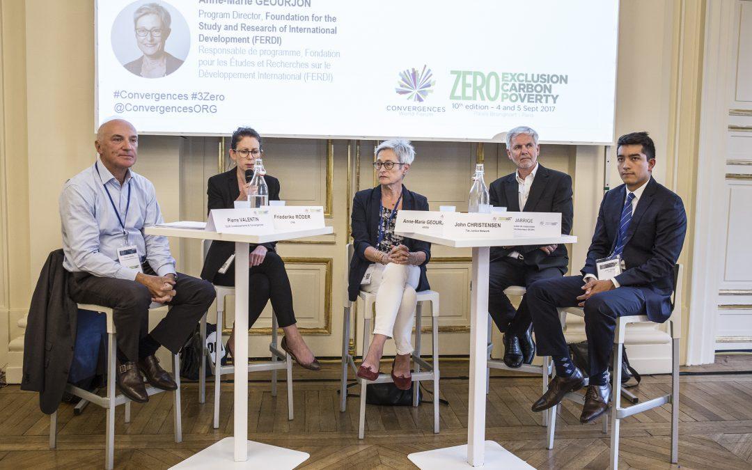 Lutte contre l'évasion fiscale – des ressources pour le financement du développement et de la lutte contre le changement climatique