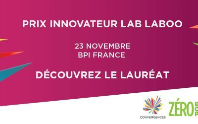 Olivier de Fresnoye récompensé pour le projet Echopen – Prix Innovateur Lab Laboo 2017