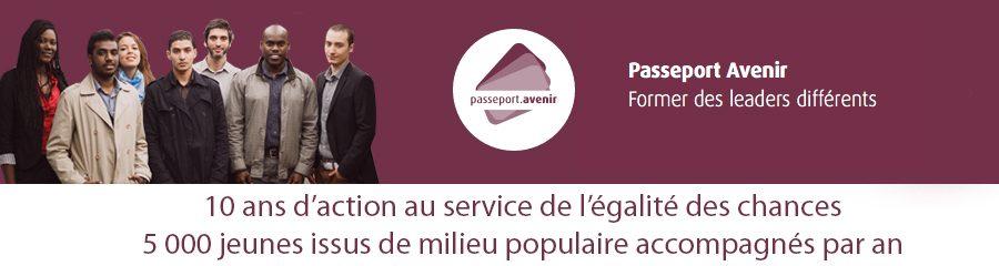 La belle histoire de Passeport Avenir (Article 1) : Rencontre avec Sébastien Lailheugue, représentant du projet lauréat du Prix Convergences France en 2015.