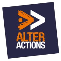 Alter'Actions - Logo