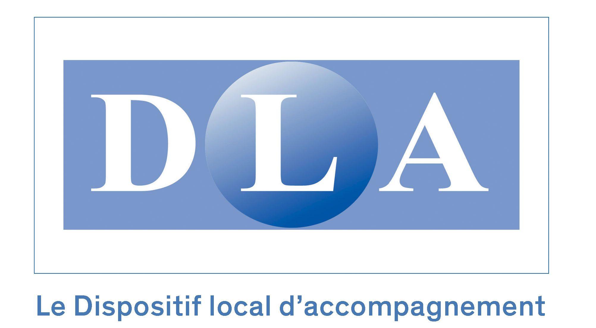 DLA - Logo