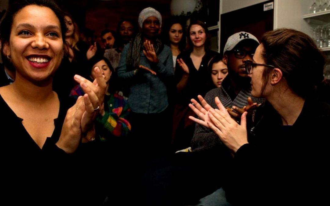 Retour sur l'Apéro Youth We Can! du 09 janvier 2018 – Egalité des chances
