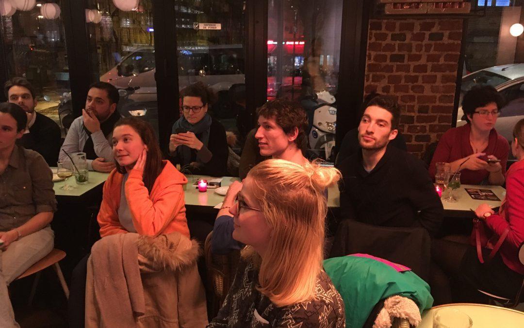 Retour sur l'Apéro Youth We Can! du 13 février 2018 – L'alimentation durable