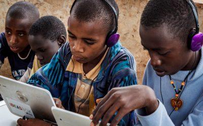 La tech au service de l'éducation