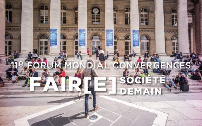 Contribute to the next Convergences World Forum