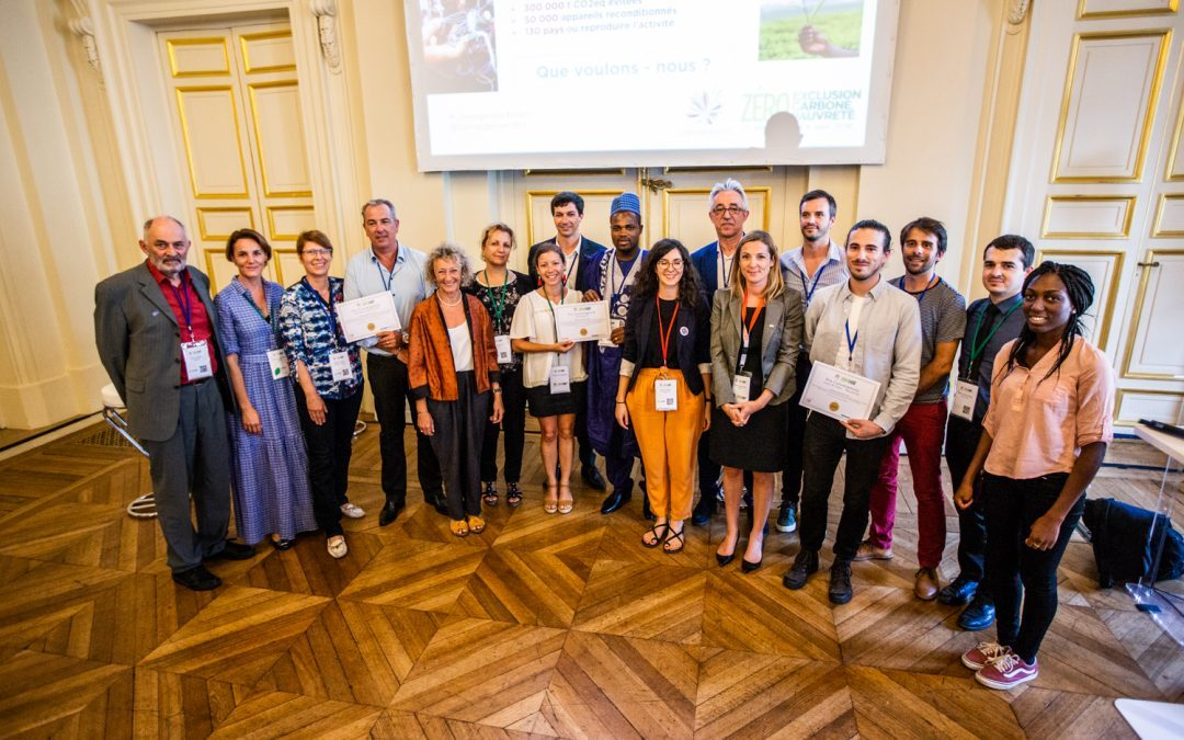Jute Lab, Smart Clean Garden Concept et WEEECAM lauréats des Prix Convergences