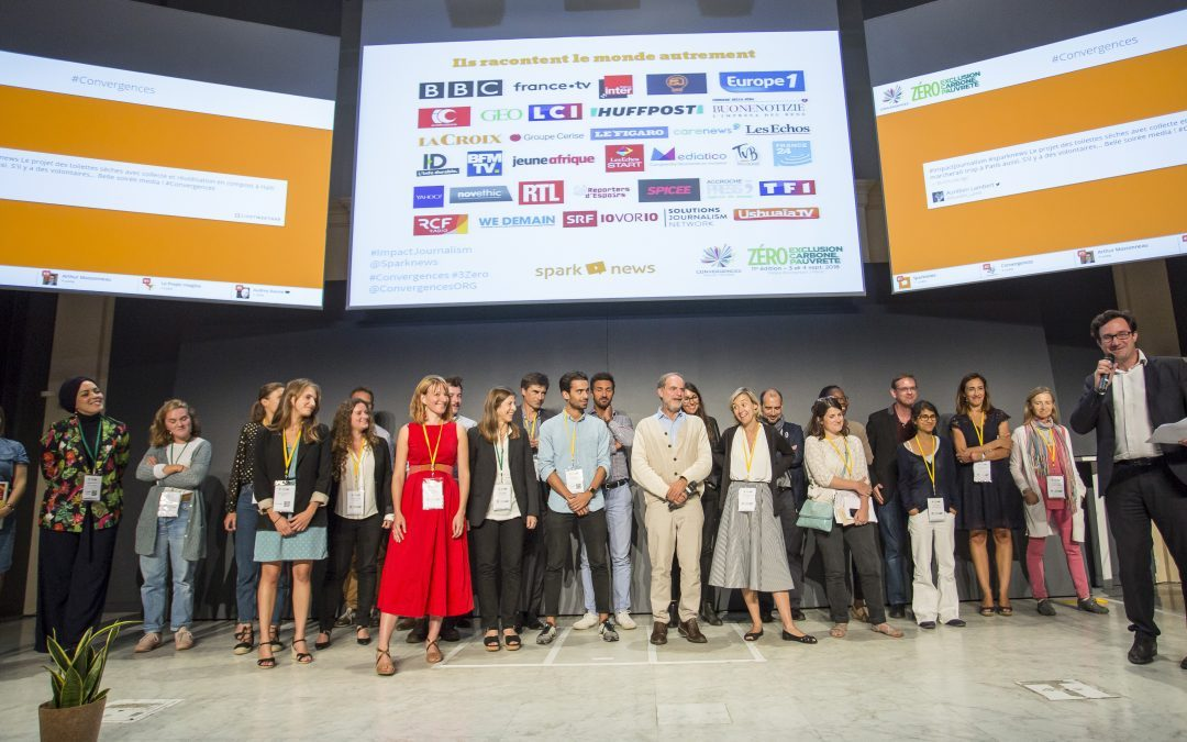 [Relive the 11th World Convergences Forum] Media Evening : Impact Journalism