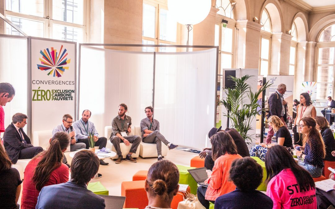 [Retour sur la 11e édition du Forum Mondial Convergences] ODD 8 : La Tech for Good