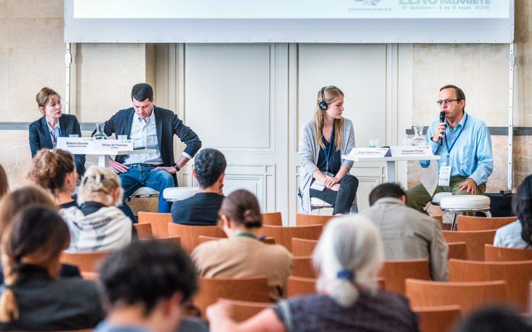 [Relive the 11th World Convergences Forum] SDG 8 : Social Impact Measurement
