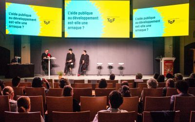 [Relive the 11th World Convergences Forum] Opening – Tribunal for future Generations