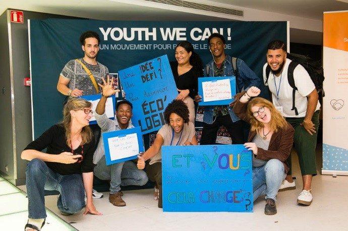[Retour sur la 11e édition du Forum Mondial Convergences] Soirée Youth We Can !