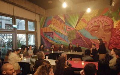 Retour sur l'Apéro Youth We Can! du 5 mars 2019 – S'engager en faveur des réfugiés
