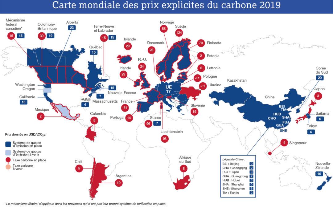 Fiscalité climat : la France peut apprendre des expériences étrangères