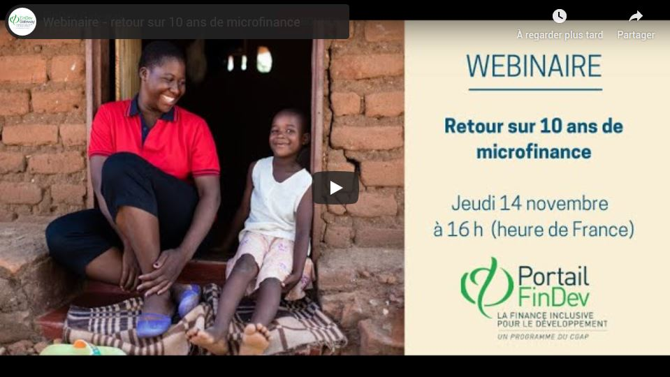 [Webinar] A look back at the trends in microfinance