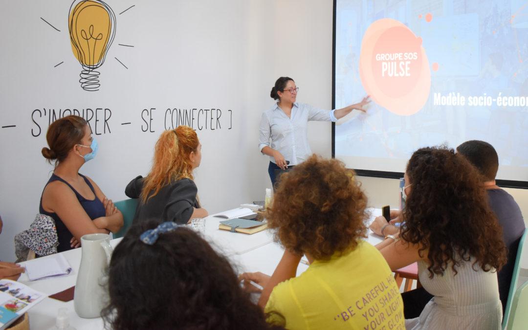 Le Lab'ess en Tunisie, au service de l'innovation sociale pour un monde durable