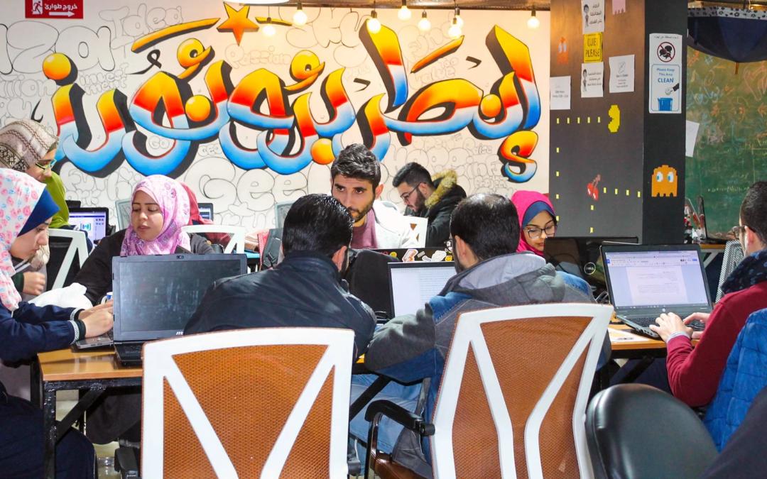 Gaza Sky Geeks : Des compétences en business et en technologies pour les Palestiniens